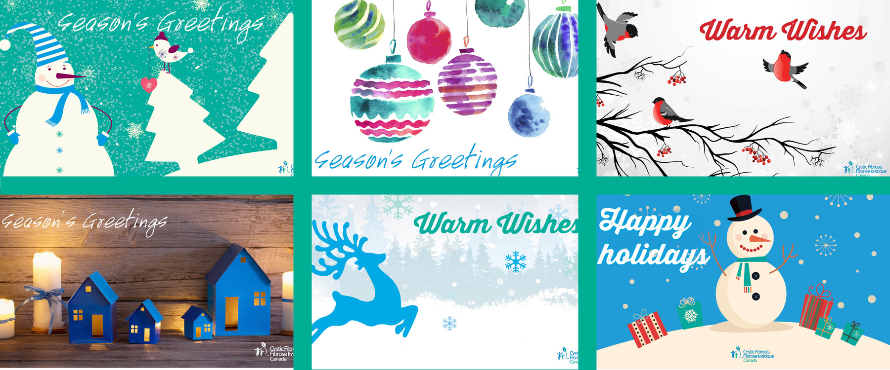 holiday e-cards